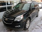 2011 Chevrolet Equinox LT AWD LOW KM 1 OWNER FINANCE AVAILABLE in Edmonton, Alberta