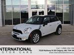 2011 MINI Cooper Countryman AWD! LOW LOW KMS! in Calgary, Alberta