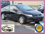 2012 Honda Civic LX Coupe AT LOW KMs in Ottawa, Ontario