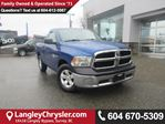 2014 Dodge RAM 1500 ST in Surrey, British Columbia
