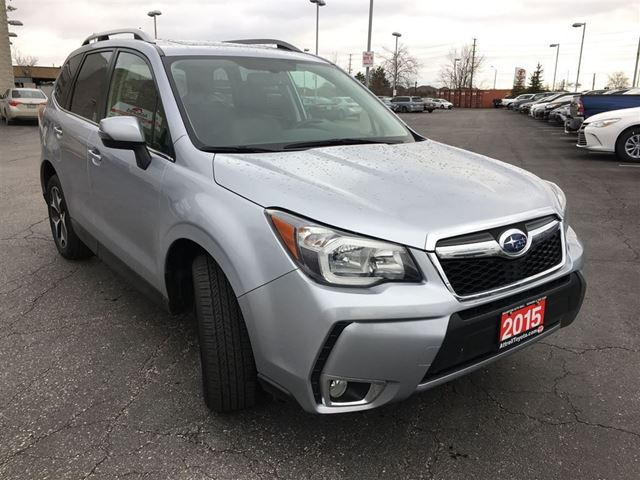 2015 subaru forester brampton ontario used car for sale 2651798. Black Bedroom Furniture Sets. Home Design Ideas
