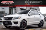 2015 Mercedes-Benz M-Class ML63 AMG in Thornhill, Ontario
