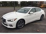 2015 Infiniti Q50 PREMIUM & NAVIGATION PACKAGE W/19 in Mississauga, Ontario