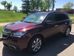 2016 Acura MDX SH-AWD 4dr Elite Pkg w/ 7 Pass in Mississauga, Ontario