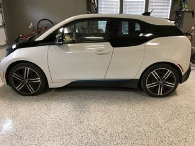 2015 bmw i3 all electric w range extender giga world interior mississauga ontario car for. Black Bedroom Furniture Sets. Home Design Ideas