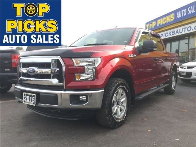 2015 FORD F-150 XLT in North Bay, Ontario