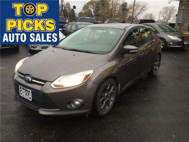 2013 FORD FOCUS SE in North Bay, Ontario