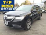2015 Acura MDX           in North Bay, Ontario