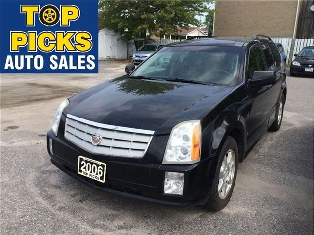 2006 Cadillac SRX           in North Bay, Ontario