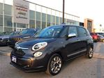 2015 Fiat 500L Lounge PANO SR LEATHER NAV BACKUP CAMERA HTD SEATS in Pickering, Ontario