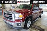 2014 GMC Sierra 1500 SLE Bluetooth, Heated seats and Tow Pkg. in Kemptville, Ontario