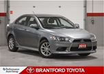 2015 Mitsubishi Lancer SE, Carpoof Clean, Automatic, Heated Seats in Brantford, Ontario