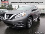 2016 Nissan Murano Bluteooth, Cruise Control, CD Player in Surrey, British Columbia