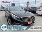 2015 Hyundai Sonata GLS   ONE OWNER   CAM   BLUETOOTH   HEATED SEATS in London, Ontario