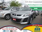 2011 Mazda CX-7 GX * CAR LOANS FOR ALL CREDIT in London, Ontario