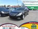 2011 Hyundai Sonata GLS * POWER ROOF * HEATED SEATS * LOW KMS in London, Ontario