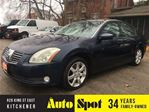 2004 Nissan Maxima SL/PRISTINE VEHICLE/PRICED FOR A QUICK SALE!! in Kitchener, Ontario
