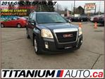 2011 GMC Terrain SLT+AWD+Camera+Remote Start+BlueTooth+Leather Heat in London, Ontario