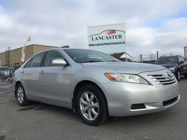2009 toyota camry ce 5 spd at ottawa ontario used car for sale 2652096. Black Bedroom Furniture Sets. Home Design Ideas