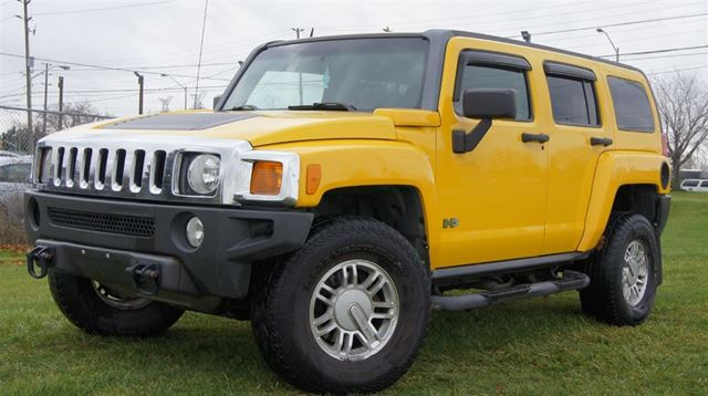 2006 HUMMER H3 4X4 * LEATHER * FINANCE AVAILABLE in Woodbridge, Ontario