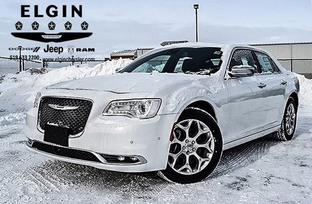 2017 Chrysler 300 C Platinum in St Thomas, Ontario