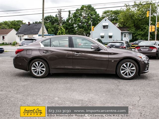 2014 infiniti q50 premium ottawa ontario used car for. Black Bedroom Furniture Sets. Home Design Ideas
