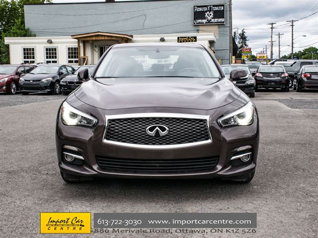 2014 infiniti q50 premium ottawa ontario used car for sale 2655203. Black Bedroom Furniture Sets. Home Design Ideas