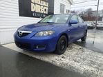 2008 Mazda MAZDA3 SEDAN 5 SPEED 2.0 L in Halifax, Nova Scotia