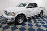 2012 Dodge RAM 1500 Laramie/NAVIGATION SYSTEM/TOUCH SCREEN/DVD PLAY in Winnipeg, Manitoba