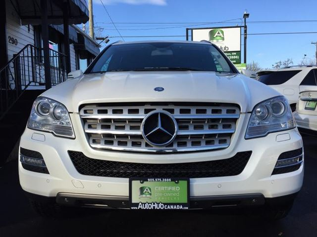 2011 mercedes benz m class ml350 bluetec sold hamilton for Mercedes benz ml350 bluetec price