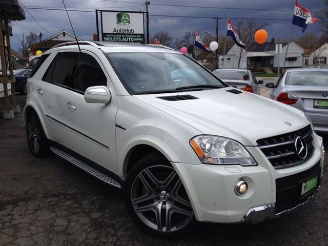 2009 mercedes benz m class ml63 amg 4matic sold for Mercedes benz suv 2009 price