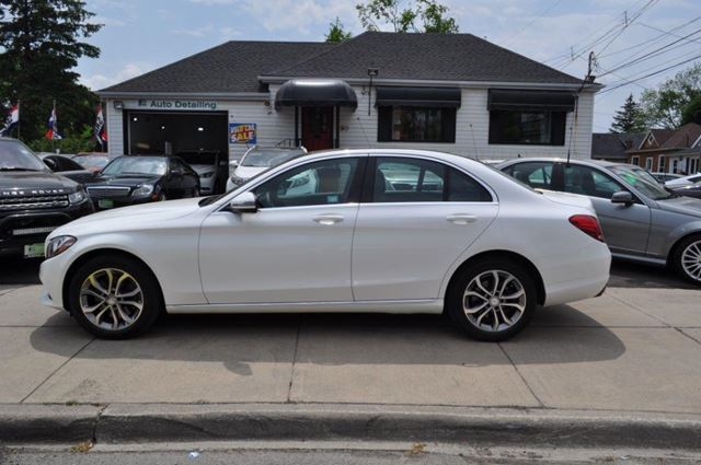 2016 mercedes benz c class c300 4matic panaramic roof