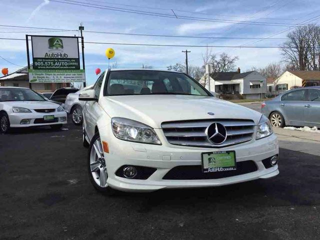 2010 mercedes benz c class sold hamilton ontario car for Mercedes benz ontario dealers