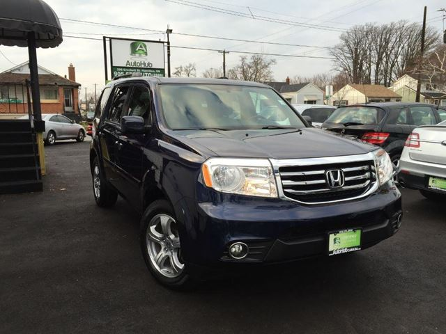 2013 honda pilot ex l leather sunroof back up camera sold hamilton ontario used car for. Black Bedroom Furniture Sets. Home Design Ideas