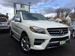 2013 Mercedes-Benz M-Class ML350-TOP OF THE LINE-HEADREST-DVD-(SOLD) in Hamilton, Ontario
