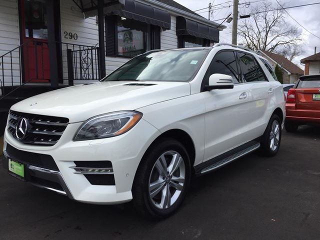 Used 2013 mercedes benz m class sold hamilton for Mercedes benz m class 2013