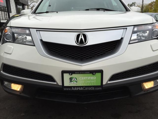 2013 acura mdx sold hamilton ontario car for sale 2654977. Black Bedroom Furniture Sets. Home Design Ideas