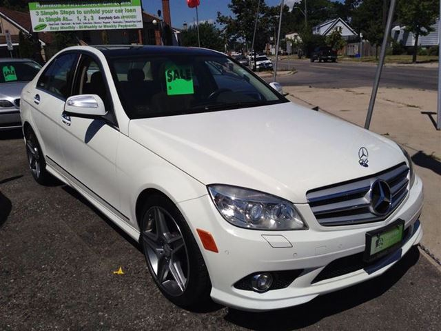 2009 mercedes benz c class sold hamilton ontario car. Black Bedroom Furniture Sets. Home Design Ideas