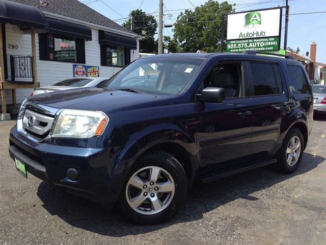 2009 honda pilot lx 8 passenger sold hamilton ontario used car for sale 2654997. Black Bedroom Furniture Sets. Home Design Ideas