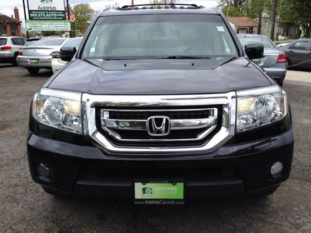 2009 honda pilot touring 8 passenger sold hamilton ontario used car for sale 2655006. Black Bedroom Furniture Sets. Home Design Ideas
