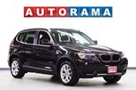 2013 BMW X3 28i LEATHER PANORAMIC SUNROOF AWD in North York, Ontario