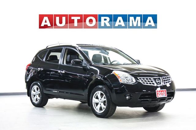 2010 nissan rogue sl 4wd north york ontario used car for sale 2654494. Black Bedroom Furniture Sets. Home Design Ideas