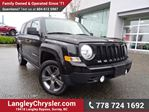 2015 Jeep Patriot Sport/North LOCALLY DRIVEN w/ ONE PREVIOUS OWNER in Surrey, British Columbia
