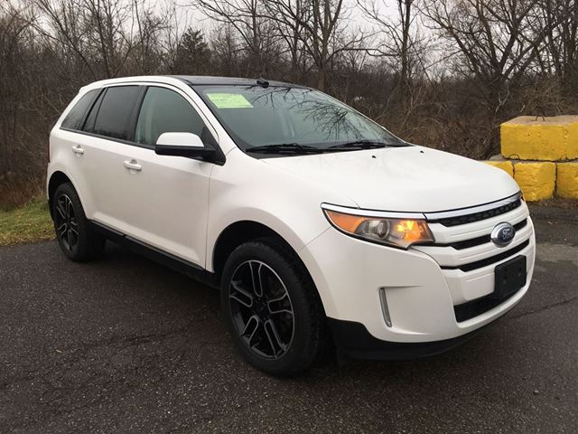 2014 ford edge sel cayuga ontario used car for sale 2654324. Black Bedroom Furniture Sets. Home Design Ideas
