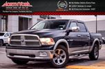 2010 Dodge RAM 1500 Laramie 4x4 Sunroof Htd/VntdFrontSeats Nav R-Start DrvrMem 20Alloys  in Thornhill, Ontario