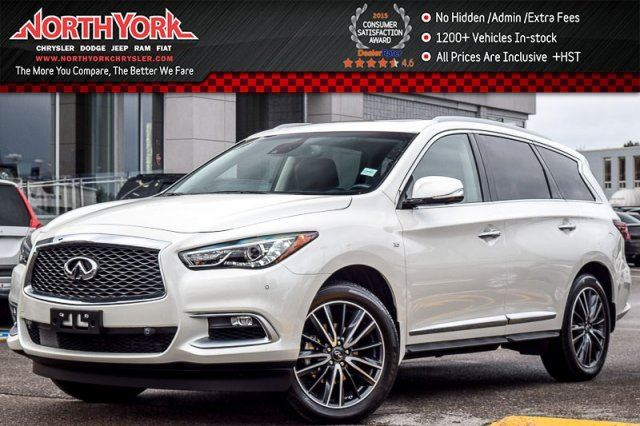 2016 infiniti qx60 awd 7 seater technology pkg nav dvd. Black Bedroom Furniture Sets. Home Design Ideas