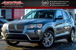 2013 BMW X3 28i in Thornhill, Ontario