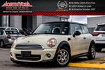 2012 MINI Cooper Pano_Sunroof HTD Frnt Seats Bluetooth AC 15Alloys in Thornhill, Ontario