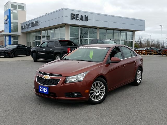 2012 chevrolet cruze eco w 1sa carleton place ontario car for sale 2655031. Black Bedroom Furniture Sets. Home Design Ideas