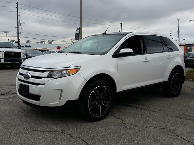 2014 ford edge sel scarborough ontario used car for sale 2653435. Black Bedroom Furniture Sets. Home Design Ideas
